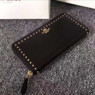 Authentic Coach Wallet Coin Pouch