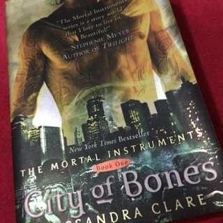 The Mortal Instruments book 1