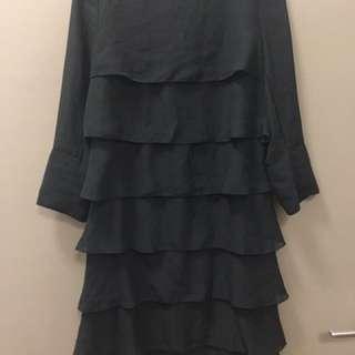Otto layered dress