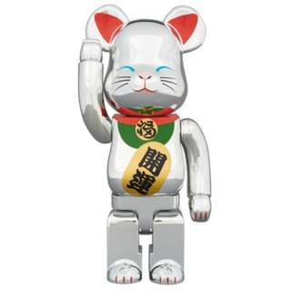 Lucky Cat 400% (Silver version 2)