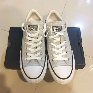 Gray Converse Sneakers