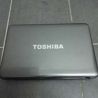 Laptop TOSHIBA Satellite L645