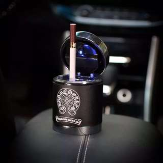 1152 New Chrome Hearts led light ashtray [P.O]