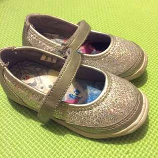 Frozen shoes (silver)