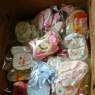 Baby socks (hand&feet pair)