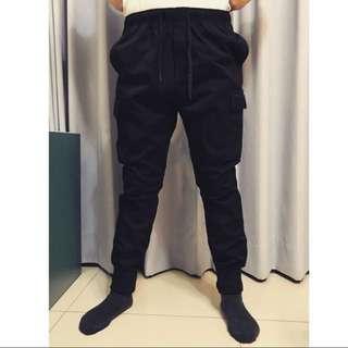 H&M 男長褲