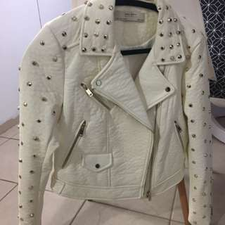 Brand New Zara Biker Jacker