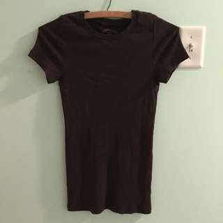JCREW Tight Fitted Tee