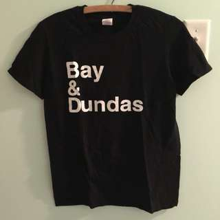 Bay and Dundas Tee