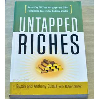Untapped Riches by Susan and Anthony Cataia