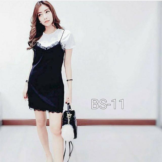 2 Style Dress