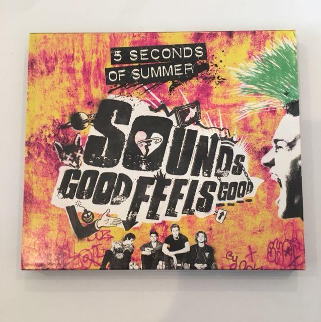 5SOS - Sounds Good Feels Good