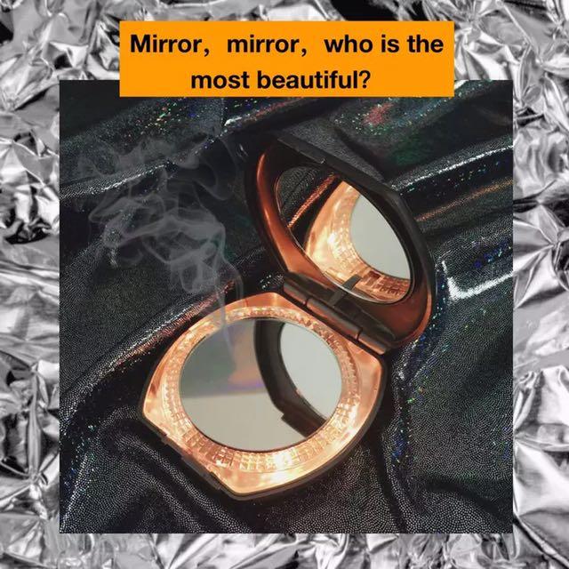 👻補妝鏡化妝鏡照妖鏡👻