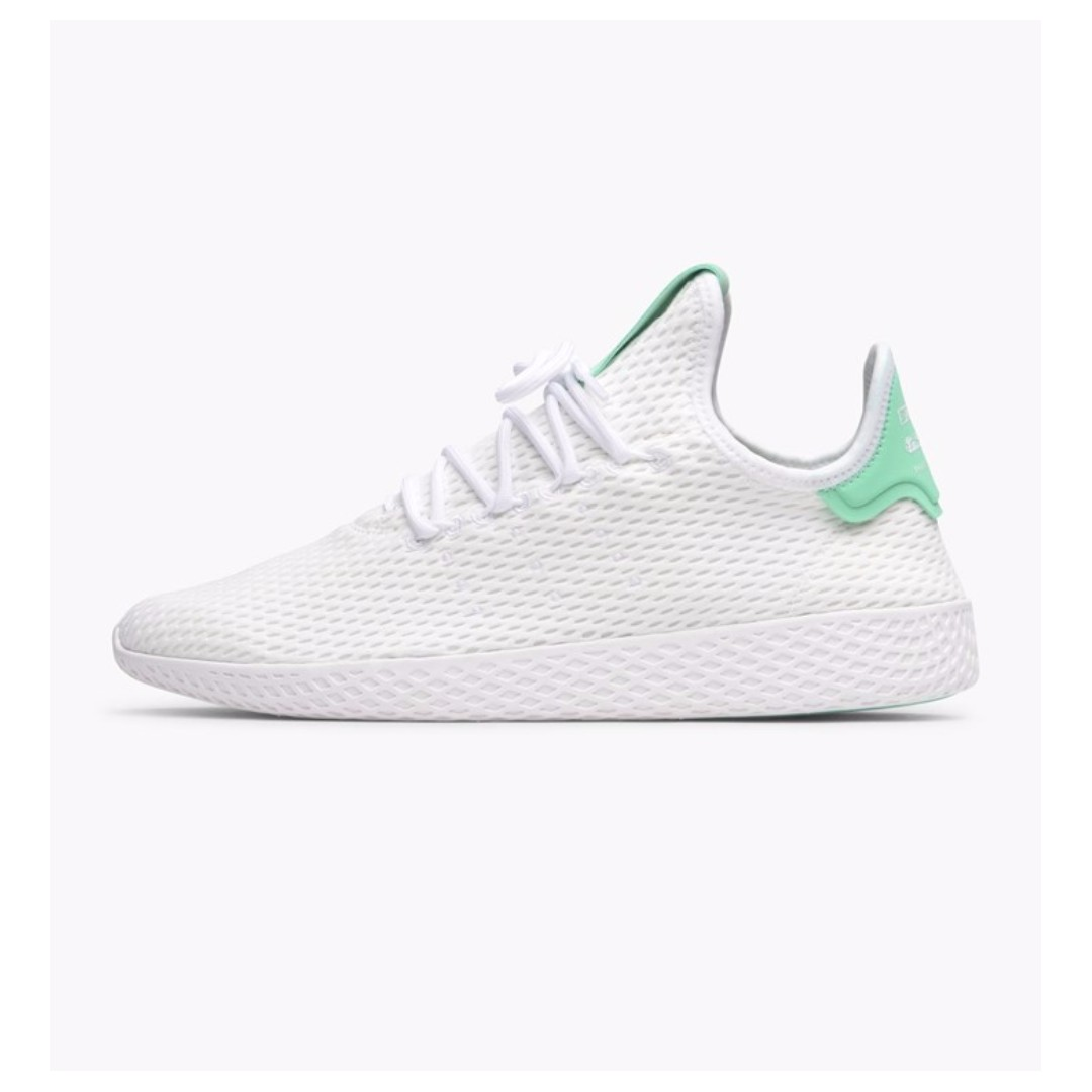 60babd6b5c260 ADIDAS ORIGINALS PHARRELL WILLIAMS TENNIS HU SHOES – FOOTWEAR WHITE ...