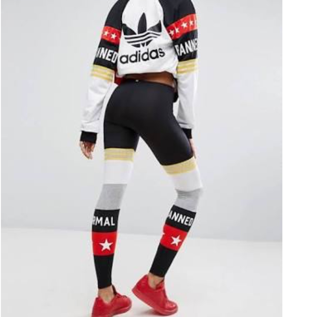 Adidas Rita Ora Banned From Normal Tight