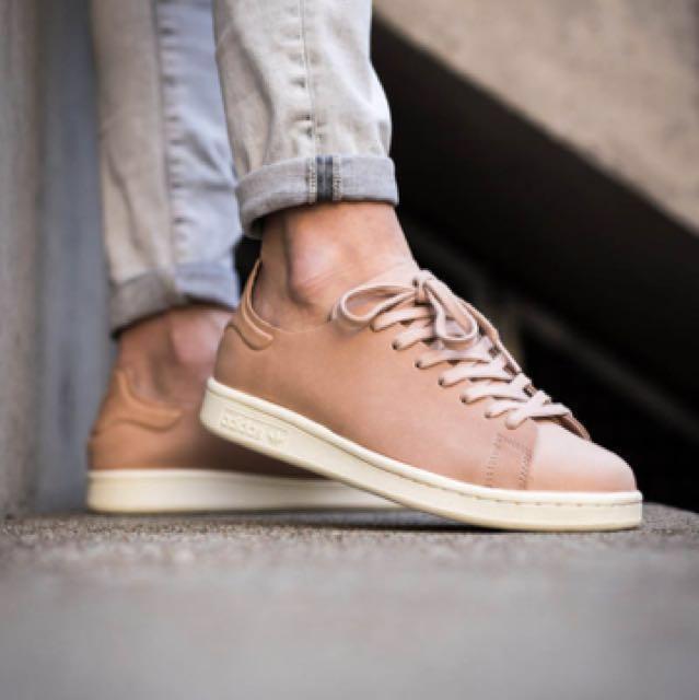 Adidas Stan Smith Nude (BNIB) Leather