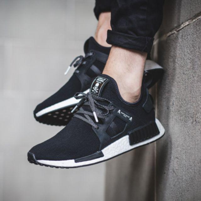 new arrival 4033c 2fbf2 adidas x Mastermind Japan NMD XR1, Men's Fashion, Footwear ...