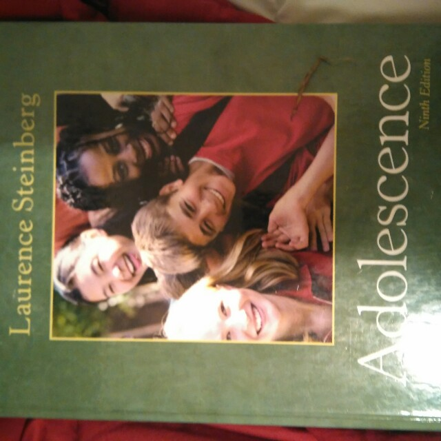Adolescence 9th edition textbook