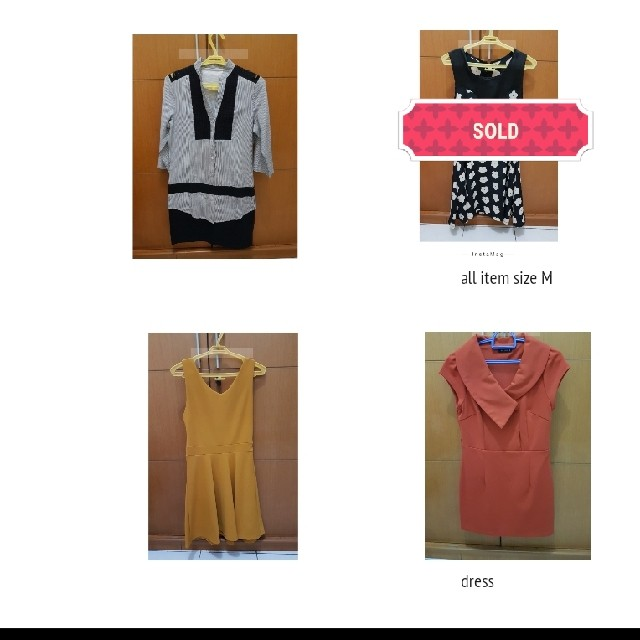 All In Dress 3 Item