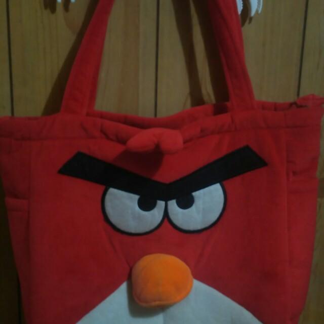 Angry Bird Bag