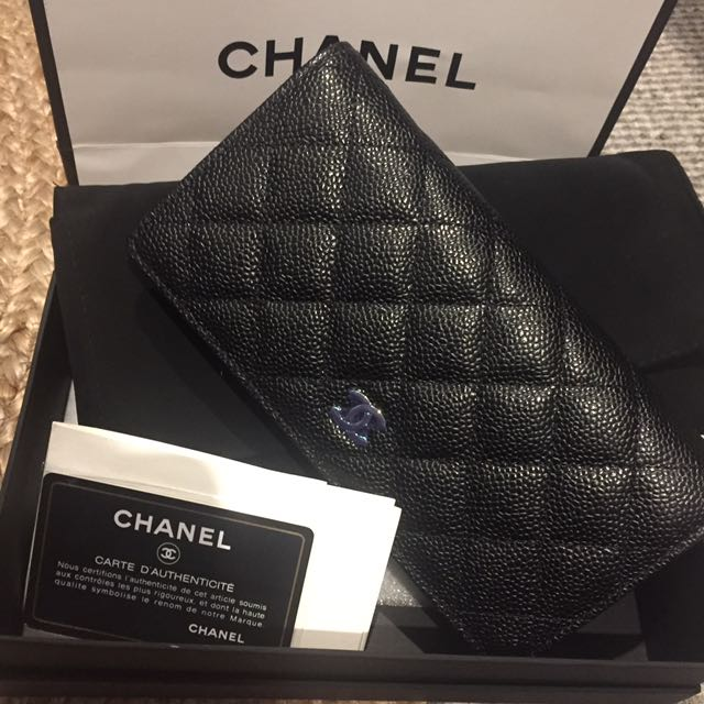 *Authentic Cavier Chanel purse