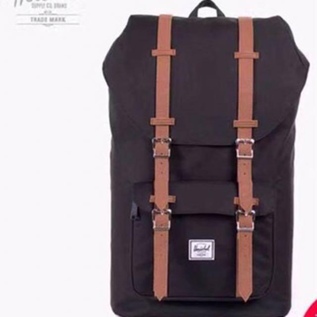 Authentic Herschel Little America Backpacks
