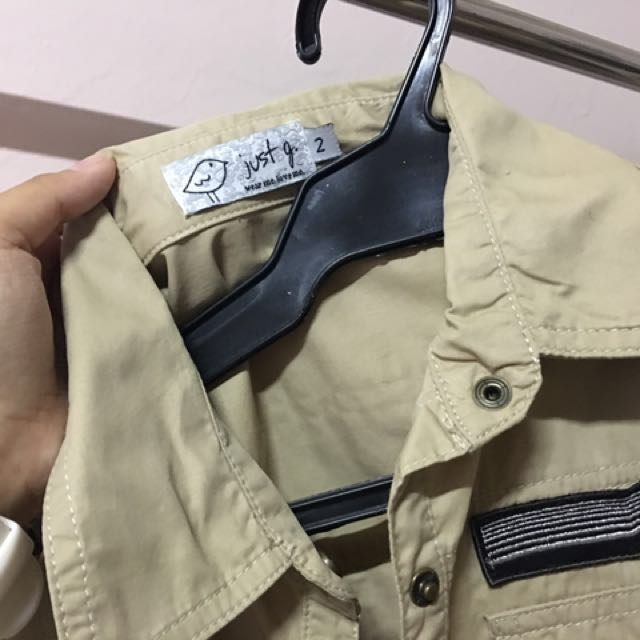 Authentic Just G Top