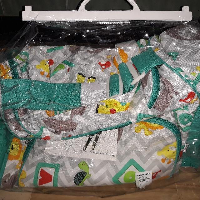 Baby Diaper Bag Tas Bayi