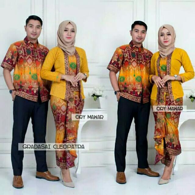 Batik Couple Rok Lilit Cleopatra