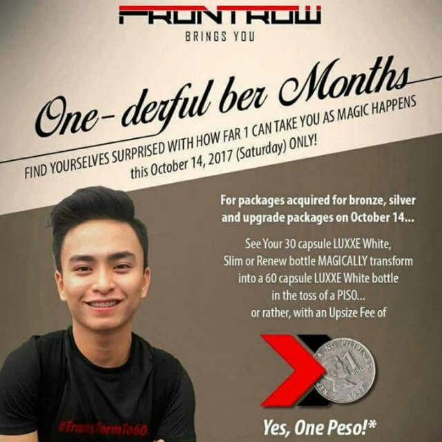 Be a distributor of Frontrow