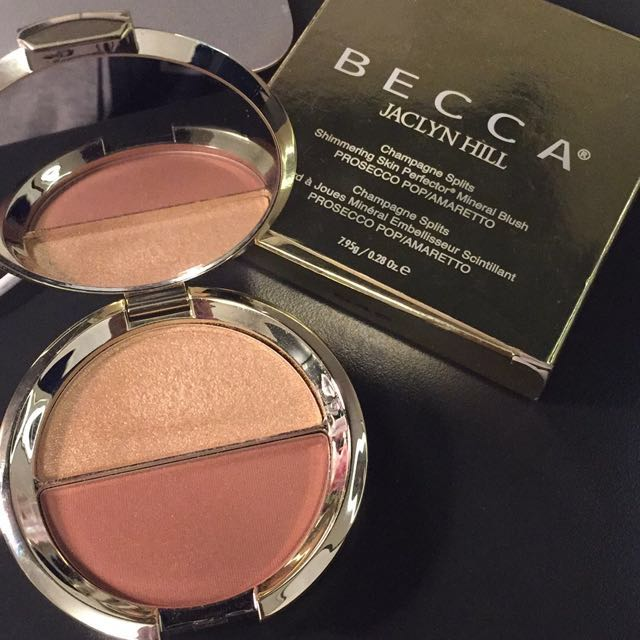 Becca Cosmetics x Jaclyn Hills Champagne Splits (Limited Edition)