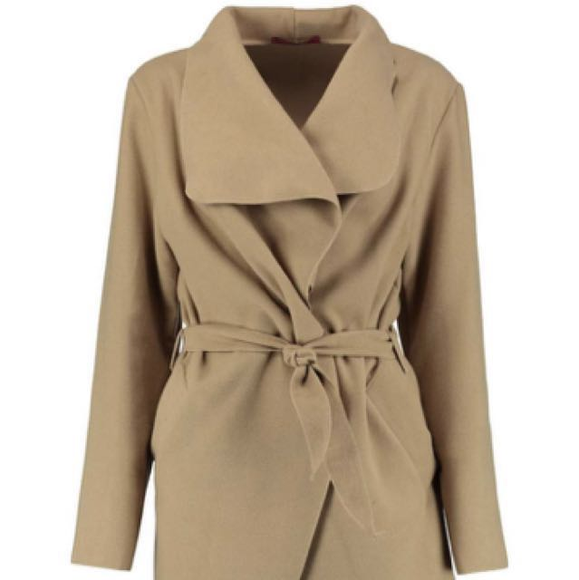 Boohoo coat