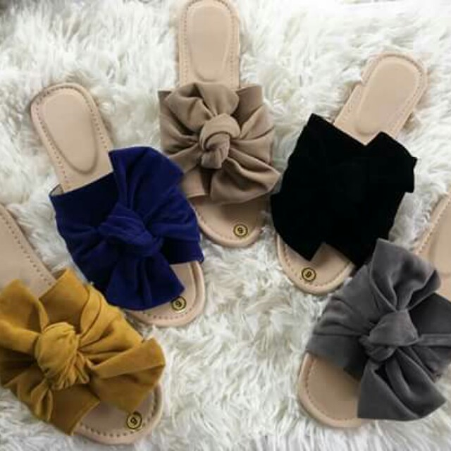 🌻Bow-tie sandals🌻