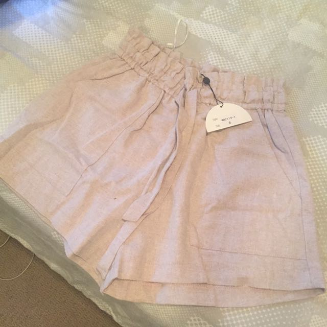 Brand new!! Madison Square high waisted shorts