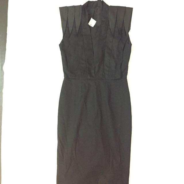 Brand new Tyler black dress