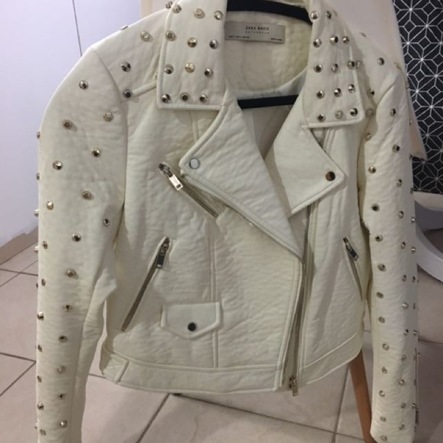 Brand New Zara Biker Jacker