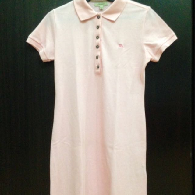 Size Shirt Never Color Xl L Pink Beeb Baby Burberry Dress Polo qSHnzx5Pt