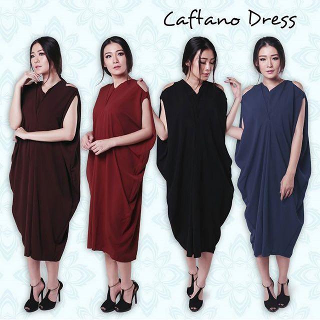 CAFTANO DRESS