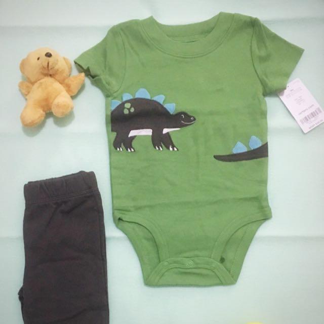 Carter's: Baby Bodysuit Set