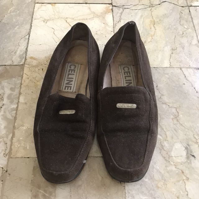 Celine Brown Shoes