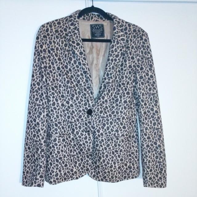 Cheetah blazee size L