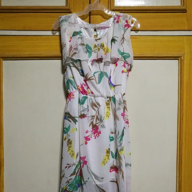 Chic Chiffon Dress