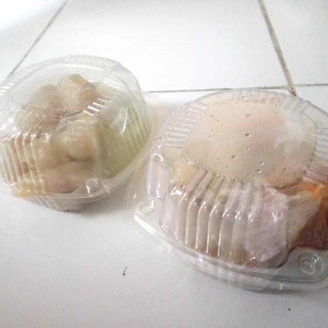 Cilok Kuah & Bumbu Kacang Endolita