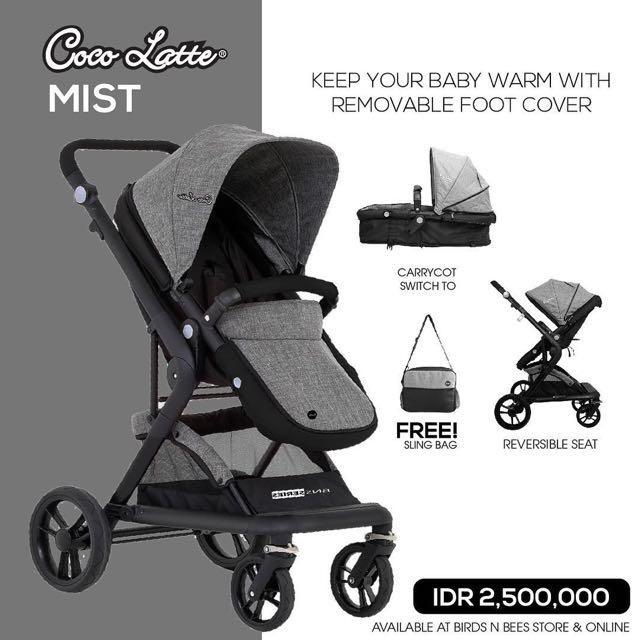 Cocolatte Mist