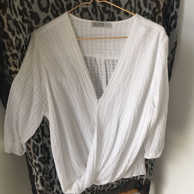 Cotton On Blouse - Size L