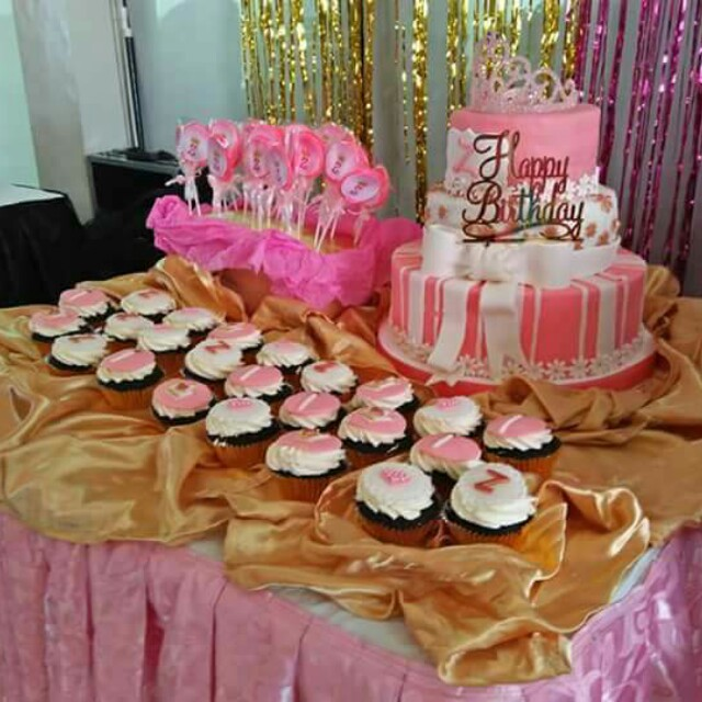 CUPCAKE AND CAKE SERVICES