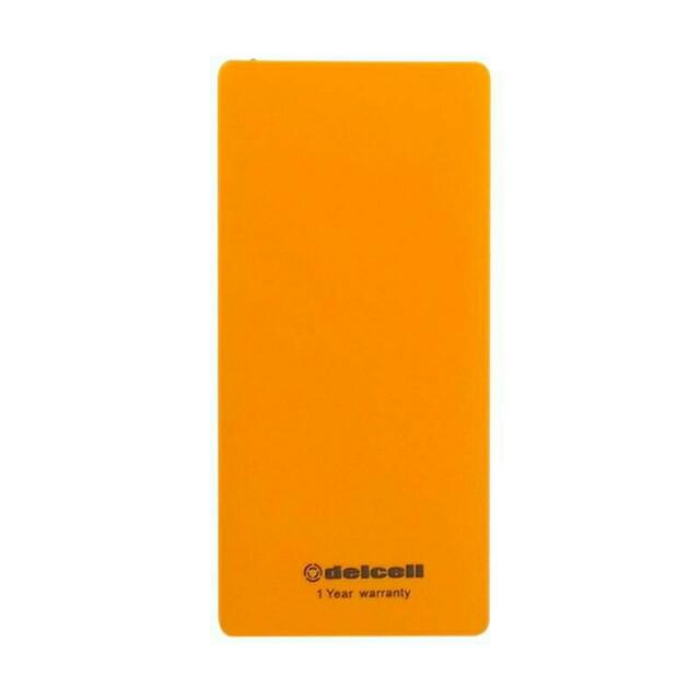 Delcell ECO Slim Powerbank 10000 mAh Real Capacity Garansi Resmi, Telepon Seluler & Tablet, Aksesoris Tablet & Handphone di Carousell