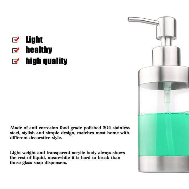 Dispenser hand soap / tempat sabun cair