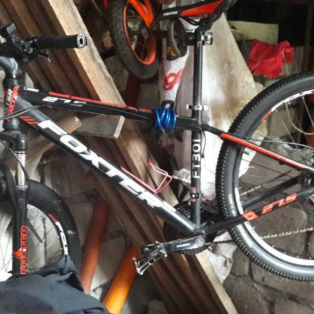 Foxter FT301 Mountain Bike (Hydraulic)