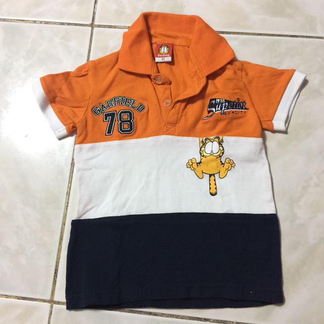 Garfield Polo Shirt